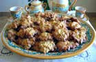 Sicilian Orange Italian Almond Cookies